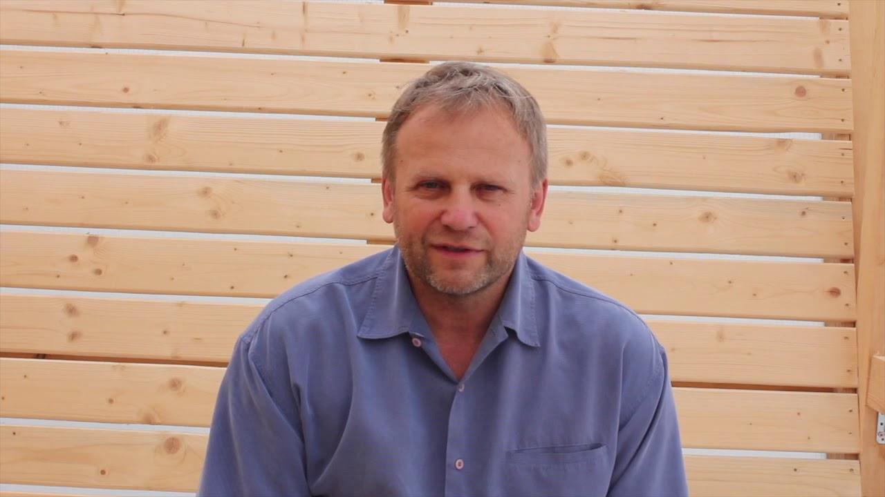 video Lesná Sauna in Eastern Slovakia, Town of Spišský Hrhov