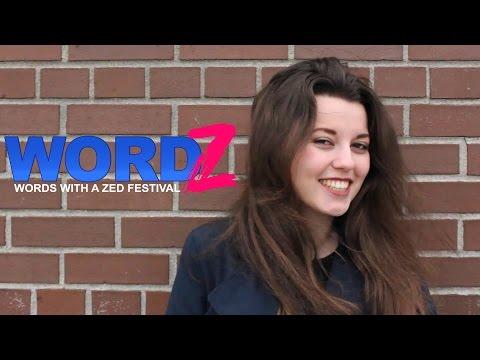 Interview #2 with Sarah Hilton   WORDZ