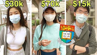 Salary of Top University Graduates in Hong Kong | 香港大學畢業生工資有多少??