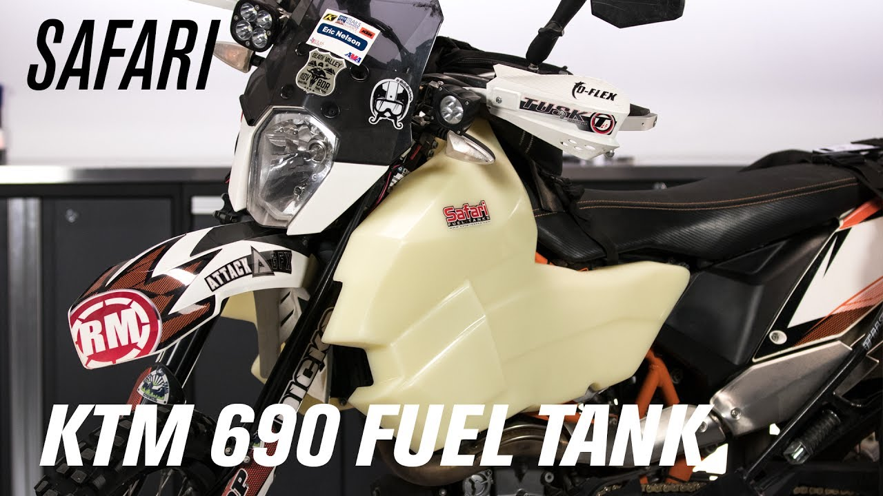 Safari Tanks Double The Fuel Range Of Your Ktm 690 Enduro R Adv Pulse Ktm 690 Enduro Ktm 690 Ktm