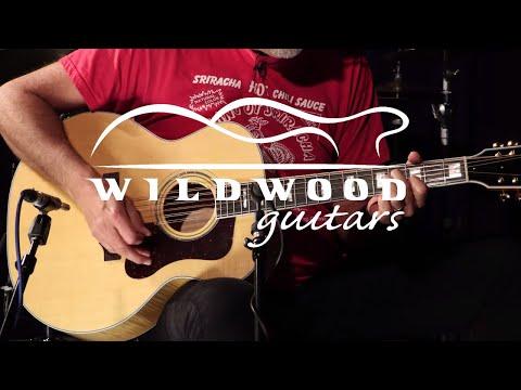 Guild Guitars F-512E  •  SN: C194087