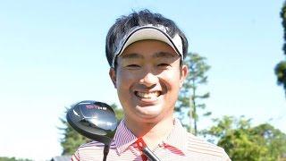 【Enjoy!Golf】市原弘大の「左目でボールを見て飛ばせ!」編
