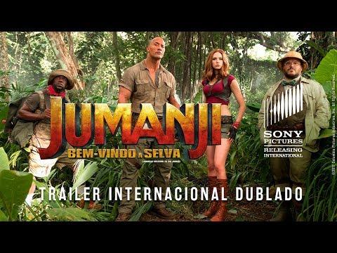 Jumanji: Bem-vindo à Selva | Trailer Internacional (Dublado)