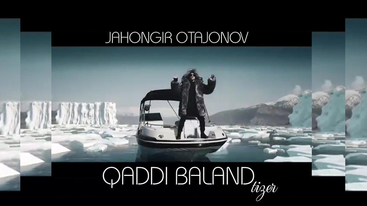 Jahongir Otajonov - Qaddi baland (tizer) | Жахонгир Отажонов - Қадди баланд (тизер)