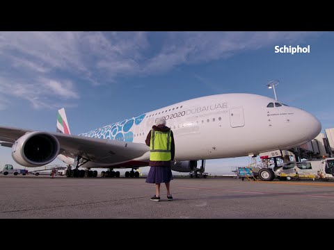 Granny Miep meets her A380 love | Emirates Love Stories | Emirates