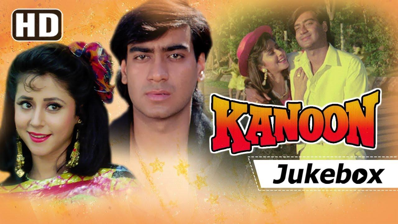 Kanoon Songs 1994 Ajay Devgan Urmila Matondkar Hits Of 90 S