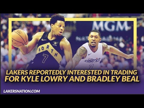 Lakers Rumors: Lakers Interested in Trading for Kyle Lowry or Bradley Beal