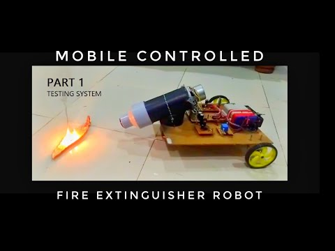 Fire Extinguisher using sound waves , home made tone generator , with 8v ampr