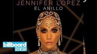 Jennifer Lopez Debuts New Song 'El Anillo' at the Billboard Latin Music Awards | Billboard News