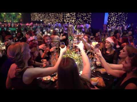 World-class #Christmas2017 parties