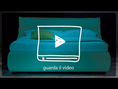 Offerta Materasso Con Letto Contenitore.Letto Con Contenitore In Offerta Youtube
