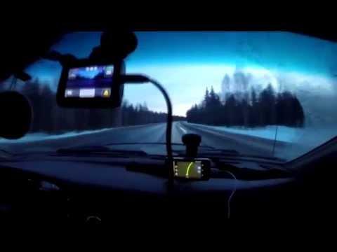 Северное путешествие - из Москвы в Мурманск - 5000 км