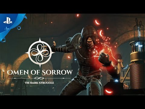 Omen of Sorrow - PSX 2017 Trailer | PS4 Exclusive