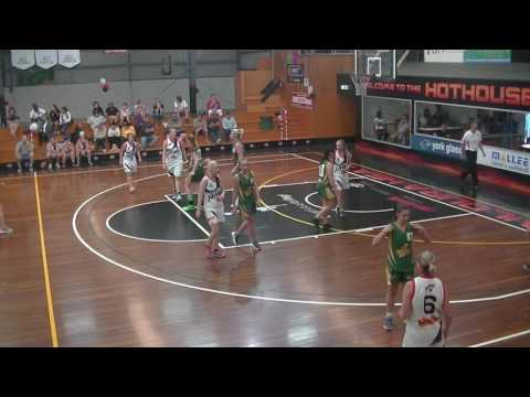 2016/17 Women's Premier League GF Workers vs Hawks