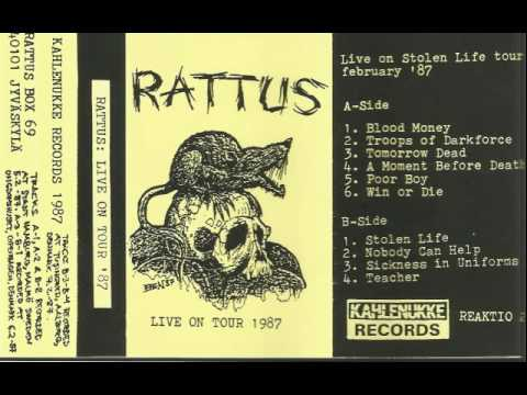 Rattus -  Live on tour 1987 (Tape)
