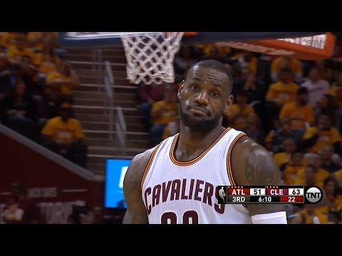 Cleveland Cavaliers vs Atlanta Hawks | Game 1 | Full Game Highlights | 2016 NBA PLAYOFFS | May 2