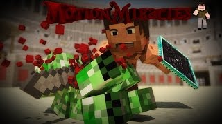 Gladiator - Minecraft Fight Animation