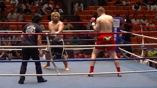 マーシャルアーツ日本キックボクシング連盟/士道館「~FIGHT FOR PEACE ...