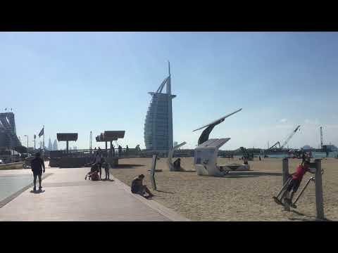 View of Burj Al Arab Dubai 2019❤️❤️