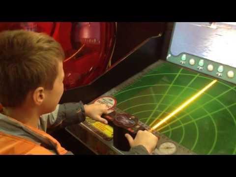 Морской Бой - Советский Игровой Автомат - Soviet Video Gameиз YouTube · Длительность: 1 мин5 с