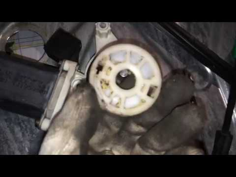 VDetalyah. Ремонт стеклоподъёмника VW Passat B5 за копейки