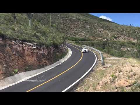 La Carrera Panamericana 2015