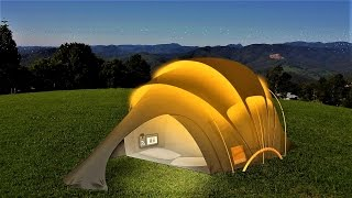 25 World's Craziest Tents