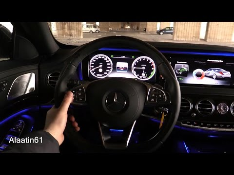 8 Key Reasons The New Mercedes-Benz S Class 2016 Is Better, Start Up, Drive, In Depth Review
