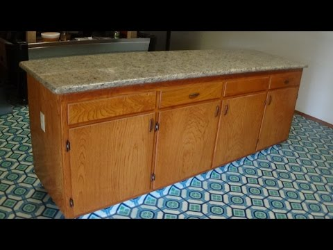 How to Install a New Granite Countertop