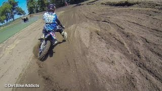 GoPro: 250 vs 250F Battle at Redbud Motocross (2 stroke vs 4 stroke) - Dirt Bike Addicts