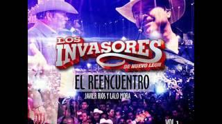 Los Invasores De Nuevo Leon Y Lalo Mora - Aver Quien Gana (2013)