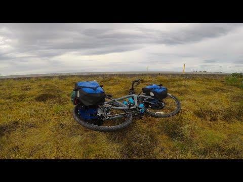 [Teaser 1 - I fell off my bike] Project Wanderer - Iceland 2017