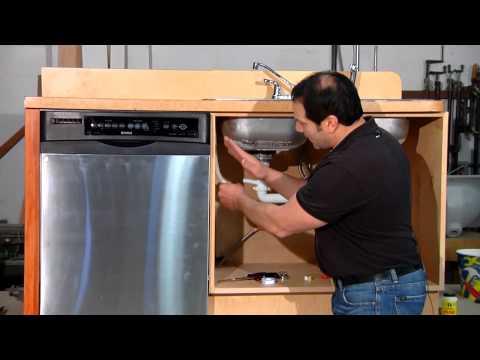 Dishwasher Installation Errors : Home Sweet Home Repair