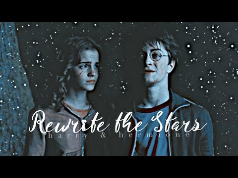 Harry & Hermione || Rewrite the Stars