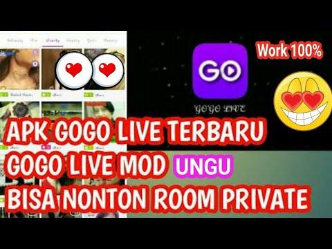 UPDATE!! GOGO LIVE UNGU MOD TERBARU DIJAMIN WORK 100%