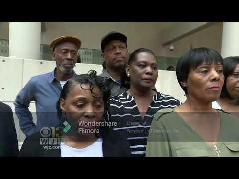 Baltimore Police Robbing