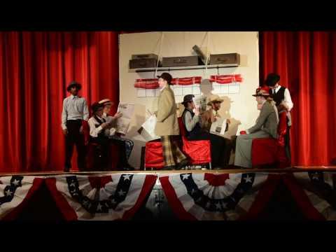 Rock Island -  Music Man Jr. - RidgeviewMiddle Charter School Atlanta, GA
