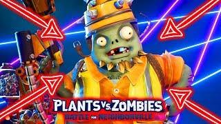 Bounty Hunter Challenges - Plants vs. Zombies Battle For Neighborville