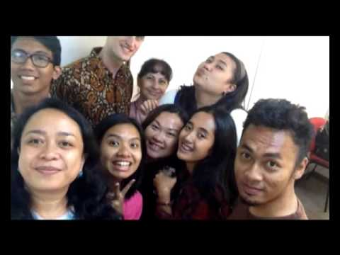 Diary of Indonesian Students of ELE FOCALAE 2015, Part 1