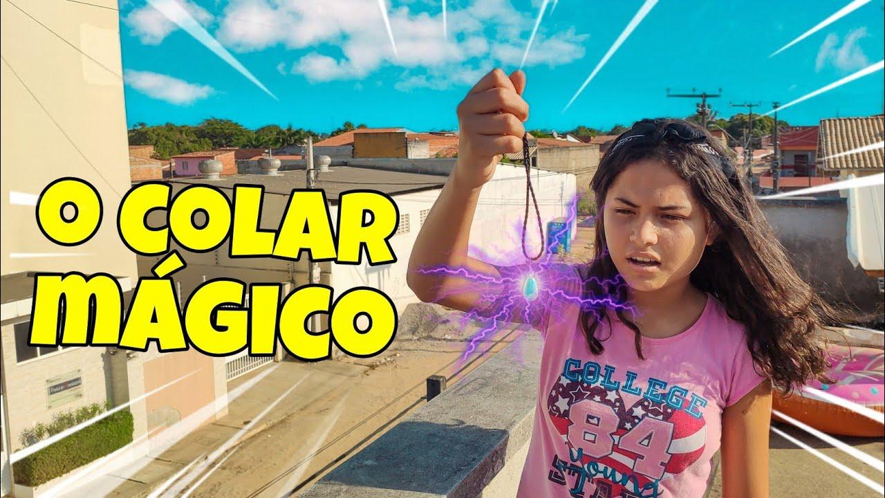 O COLAR MÁGICO | PARTE 1 - TURMA DA BAGUNÇA