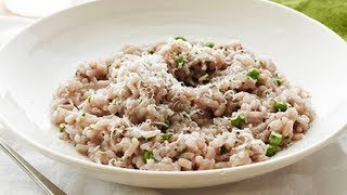 How to Make Giada's Risotto With Peas | Food Network