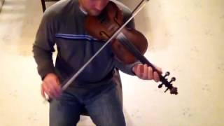 Virginia Reel (fiddle medley in the key of A)