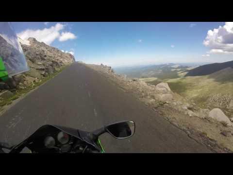 Mt. Evans to Summit Lake