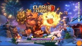 🏹💥 Clash Of Clans -Upando Cv7 #1 Testando Meus Baloes NvL 3