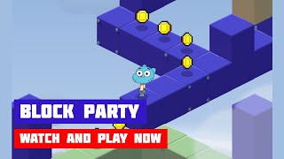 The Amazing World of Gumball: Block Party · Game · Gameplay