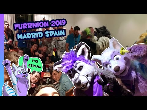 Furrnion 3 - Space Pirates - 2019 - Madrid, Spain