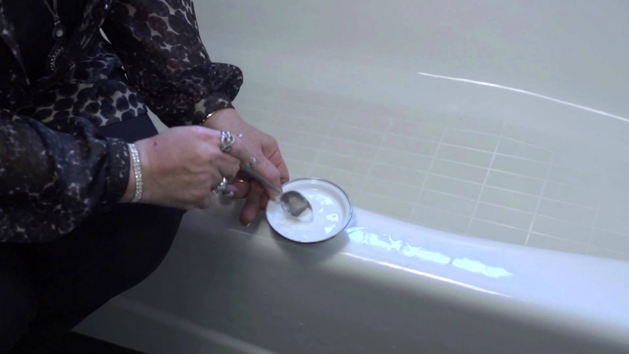 Home Remedy for Scrubbing Oil Out of a Tub : House Cleaning Tips ...