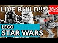LEGO Star Wars Imperial Trooper Battle Pack LIVE Build & Review!! Rogue One!!