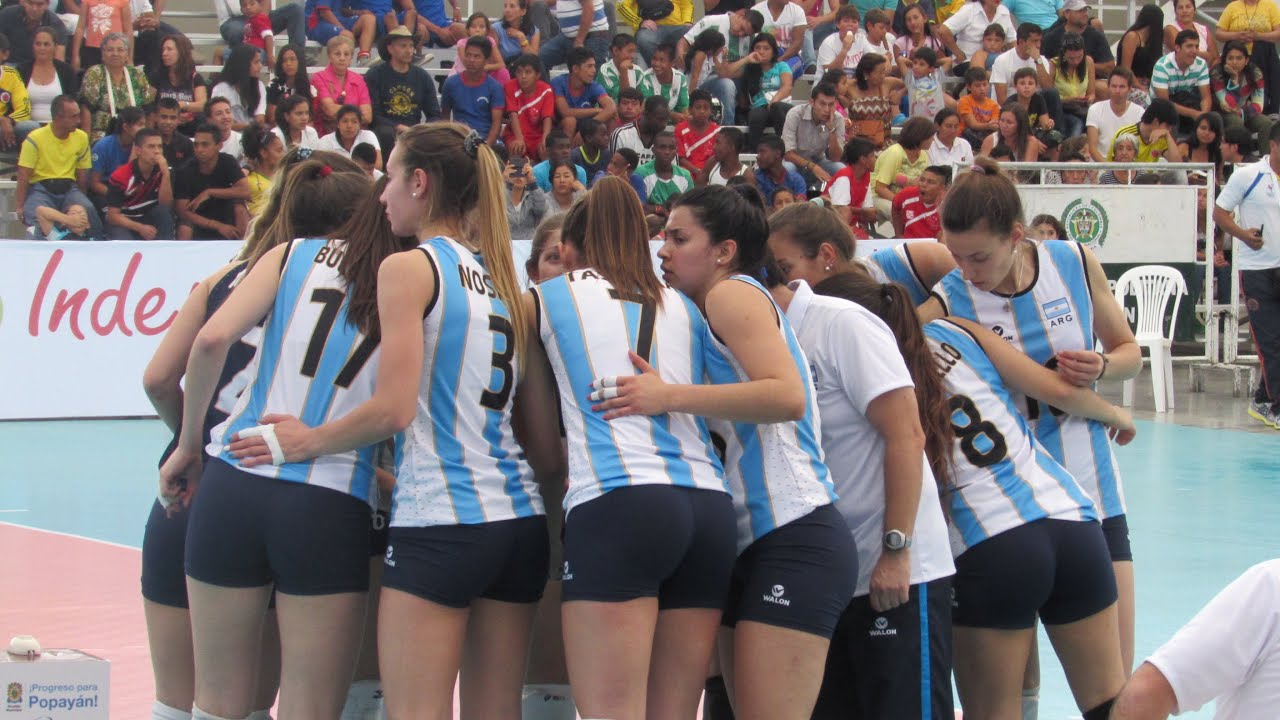 Voleibol chile vs argentina 2
