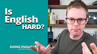 Is English Hard to Learn? (Compare Your First Language with Others)